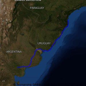 Goingsouthbound - Até Rio Colorado (Argentina)