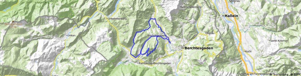 Murdau (Variante via Hirschkaser) Trail