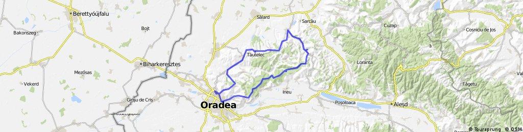 60 KM Várad körül