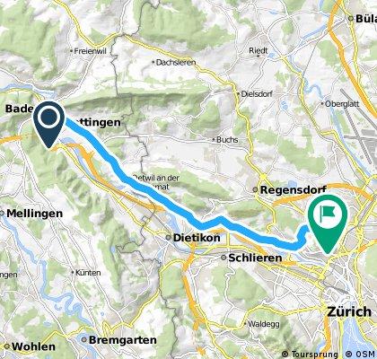 Baden-Altstetten-Affoltern