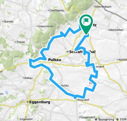 Retz Weintour mit Einsichten DAC 55km