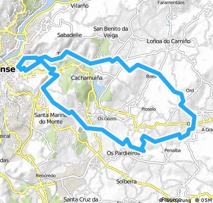 BTT Ourense