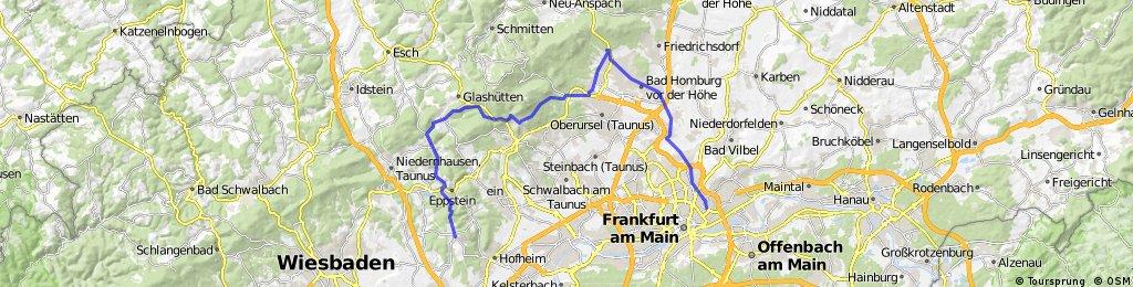 Frankfurt - Langenhain