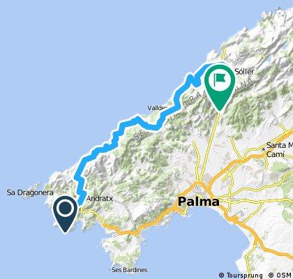 Mallorca am 20. April 10:25
