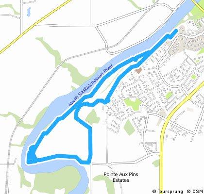 Mountain Bike - Pavement Ride