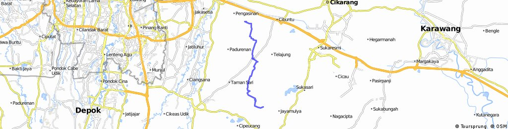 ride from mgt to bondol