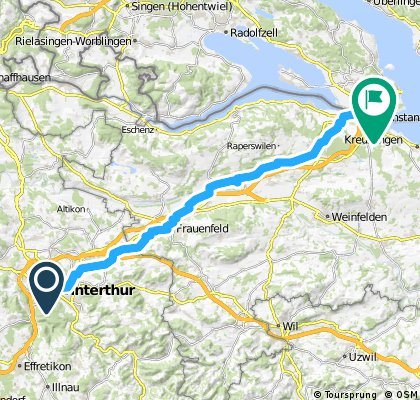 Winterthur-Konstanz
