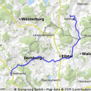 Hüblingen - Ellar - Wallmerod