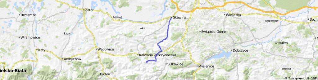 Skawina-Lanckorona