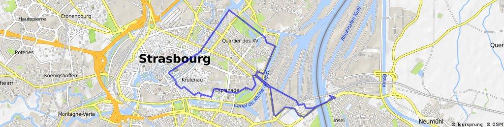 Kehl-Strassbourg-Kehl