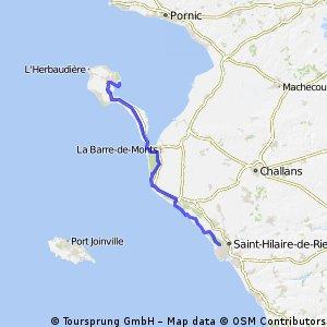 St Gilles Croix de Vie - Noirmoutier