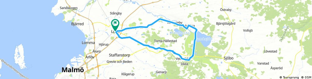 Lund-Vomb-Lund