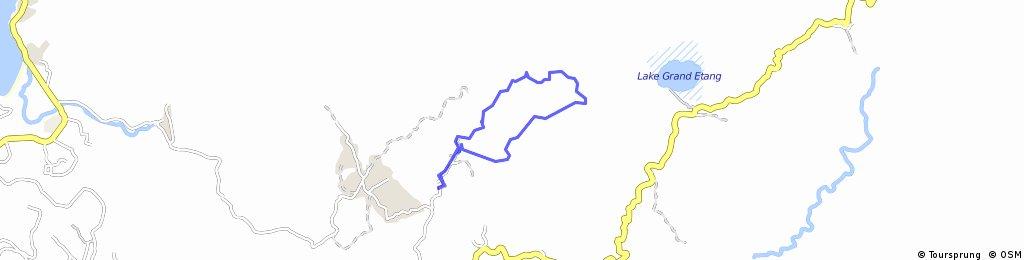 Annandale mountain bike circuit