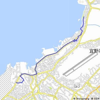 Biking Taiwan Trip in Okinawa, May 2016 - Day 1 Part 2