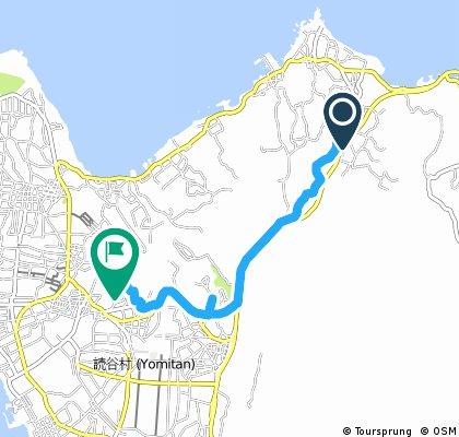 Biking Taiwan Trip in Okinawa, May 2016 - Day 2 Part 2