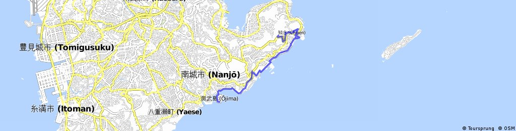 Biking Taiwan Trip in Okinawa, May 2016 - Day 3 Part 2