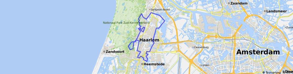 Haarlem Bloemendaal Heemstede
