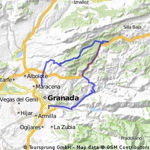 Granada, Llano de las Minas, Beas de Granada, Granada