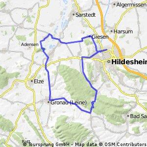 Hildesheim, Marienburg, Gronau, Diekholzen