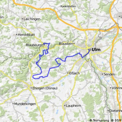 Ulm-Blaubeuren