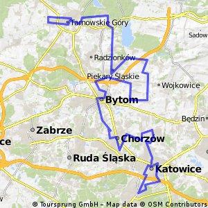 Tour de Pologne 2016 Stage 2: 149 km Tarnowskie Góry - Katowice