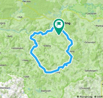 Mühltal, Falkenstein