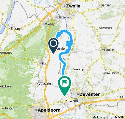 Tour de Epe 2016 | Etappe 6 | Heerde - Terwolde