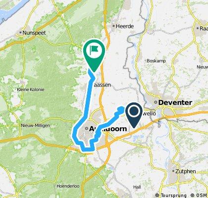 Tour de Epe 2016 | Etappe 14 | Twello - Epe | LAATSTE ETAPPE!