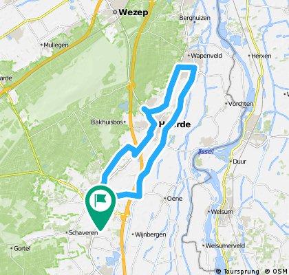 My Giro d'Italia 2016 | Etappe 4