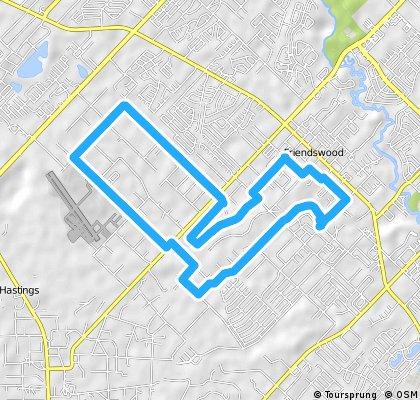 Pearland Airport/Friendswood Loop