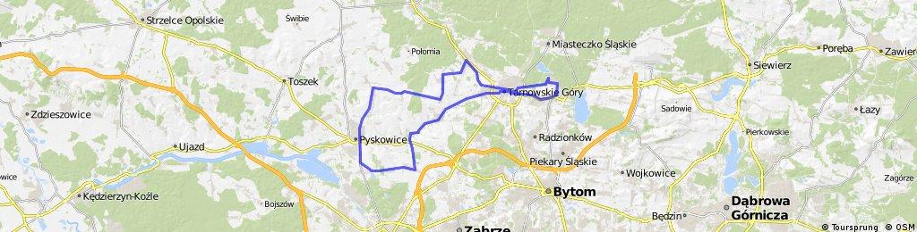 Pyskowicka trasa 2016