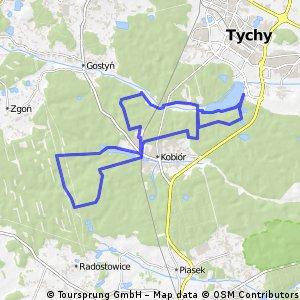 Bike Atelier MTB Maraton 2016 - Tychy - HOBBY