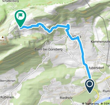Prolog, Balmberg 7.6km-580hm