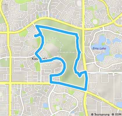 Round Koondoola Park