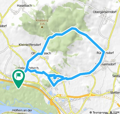 Trainingsrunde - Burg 2x