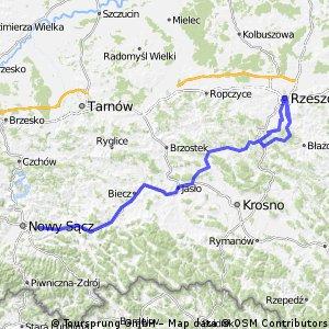 Tour de Pologne 2016 Stage 4: 218 km Nowy Sacz - Rzeszów/Podkarpackie