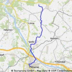Rheine -KlosterThuine