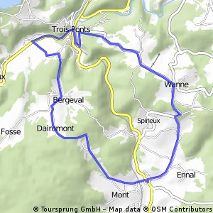 trainingsronde 1 pyreneeenchallenge