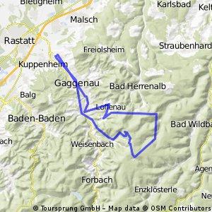 Tour zum Kaltenbronn