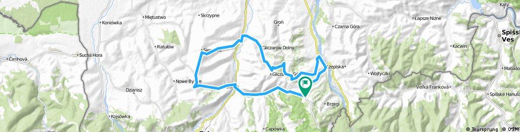 Tour de Pologne 2016 Stage 6: 194 km Bukovina Resort - Bukowina Tatrzańska