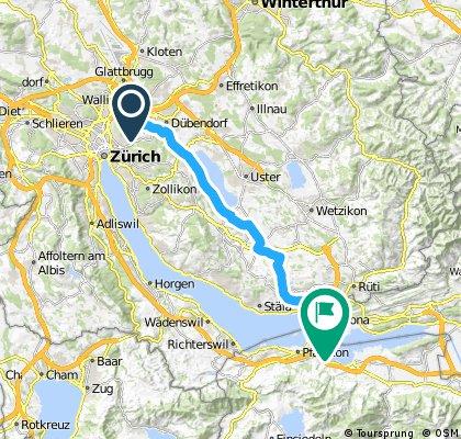 Schwamendingen-Rapperswil