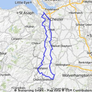 another route to shrew