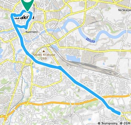 Tour de Pologne 2016 Stage 7: 25 km Kraków - Kraków