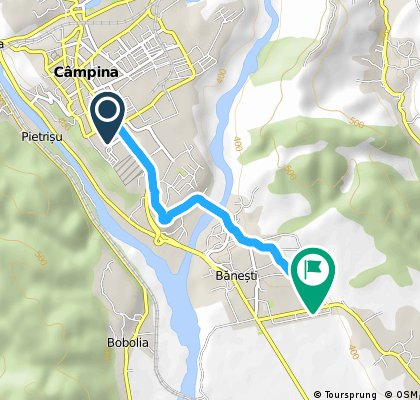 Short bike tour from 10/05/16 17:50