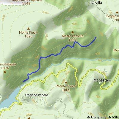 Zona A • Lame Rosse - Montalto