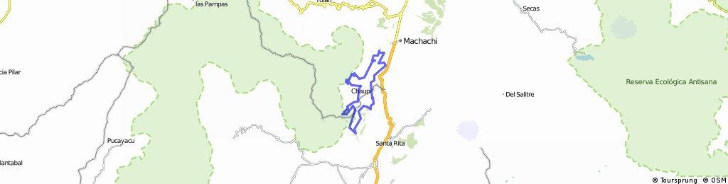 Movistar Tour Montaña Ilinizas 2016