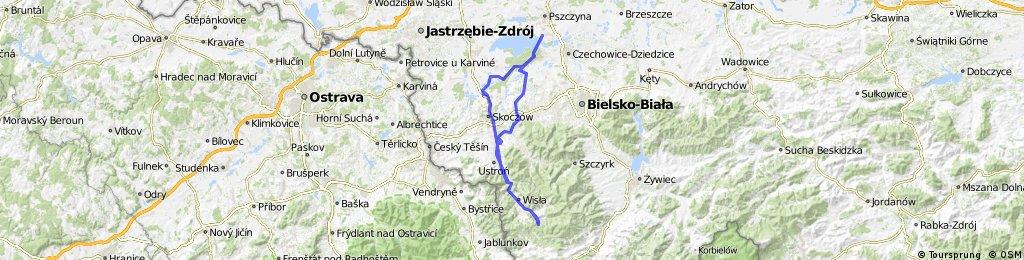 Goczałkowice-Jezioro Czerniańskie