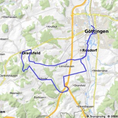 Mai 2016 Tour de Energie/ Göttingen