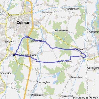 C2 Neu-Breisach Rundfahrt