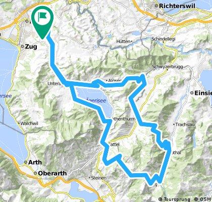 Bar-Raten-Rotenthurm-Neusel-Alptal-Hagenegg-Mostelberg-Hochstuckli-Satel-Aegeri-Bar